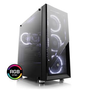 PC fixe gamer - Ryzen 9 3900X, RTX 2080 Super (8 Go), 1 To NVME SSD, 32 Go RAM (3000 MHz), BoostBoxx Power Boost 700 watts