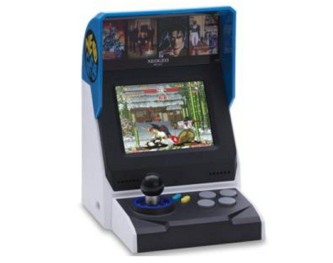 Console Neo-Geo Mini HD International (Via remise panier)