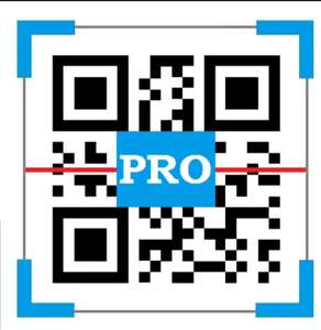 Application QR/Barcode Scanner Pro sur Android