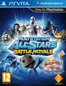 PlayStation All-Stars Battle Royale PS Vita + cadeau mytere