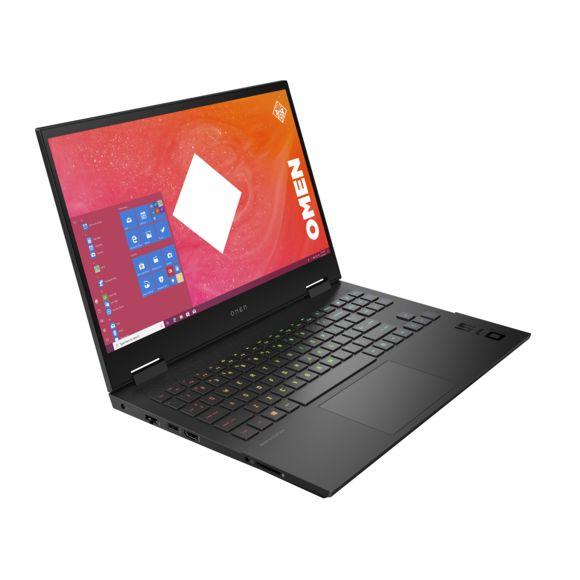 "PC Portable 15.6"" HP Omen 15-EK0020NF - i7-10750H, SSD 1 To, 16 Go de RAM, RTX 2070 (8 Go), Windows 10"