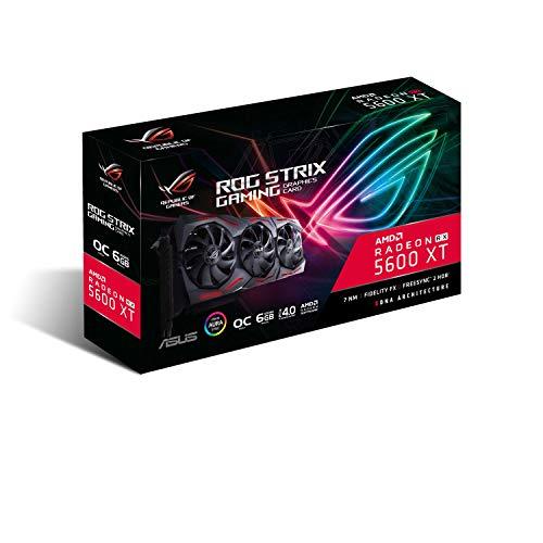 Carte graphique Asus Radeon RX 5600 XT - 6 Go