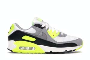 Baskets Nike Air Max 90 OG Volt (Tailles 38,5 / 39)