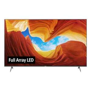 """TV LED 55"""" Sony KD-55XH9096 (2020) - 4K UHD, 100 Hz, Local Dimming, HDR 10/HLG, Dolby Vision & Atmos, HDMI 2.1"""