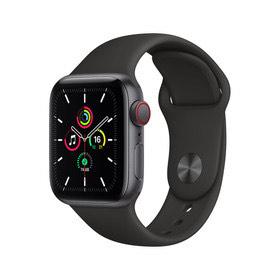 Montre connectée Apple Watch SE GPS Cellular - 40 mm, Gris sidéral