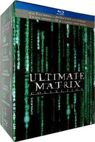 Coffret Blu-ray / DVD Trilogie Matrix - Ultimate Collection