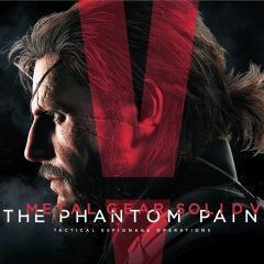 Metal Gear Solid V The Phantom Pain sur PC (Dématérialisé)