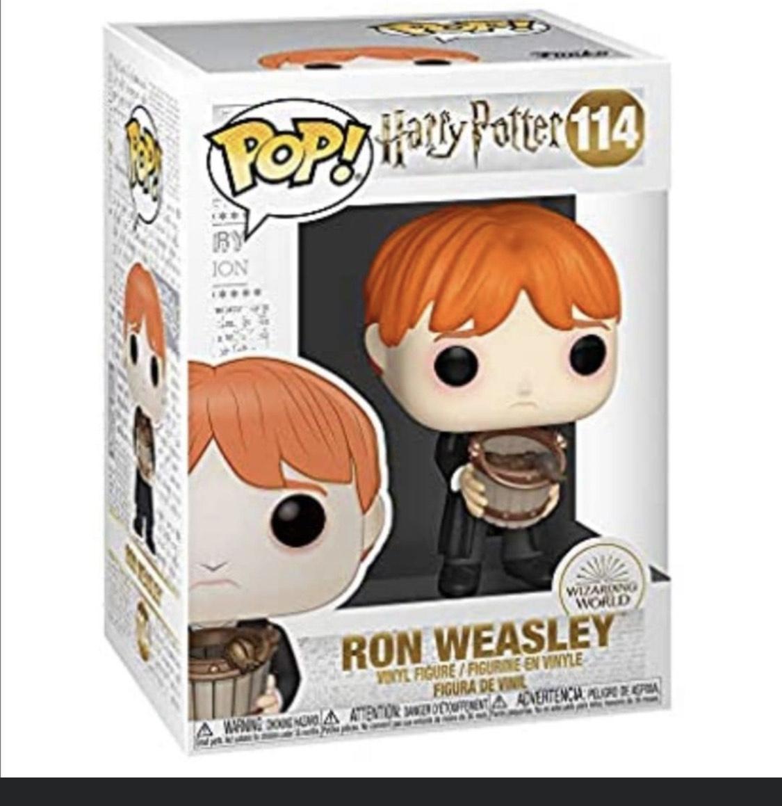 Figurine Funko Pop! - Ron Weasley (Vendeur Tiers)