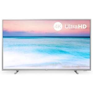 """TV 65"""" Philips 65PUS6554/12 - 4K UHD, HDR10+, Smart TV, Dolby Vision & Atmos"""