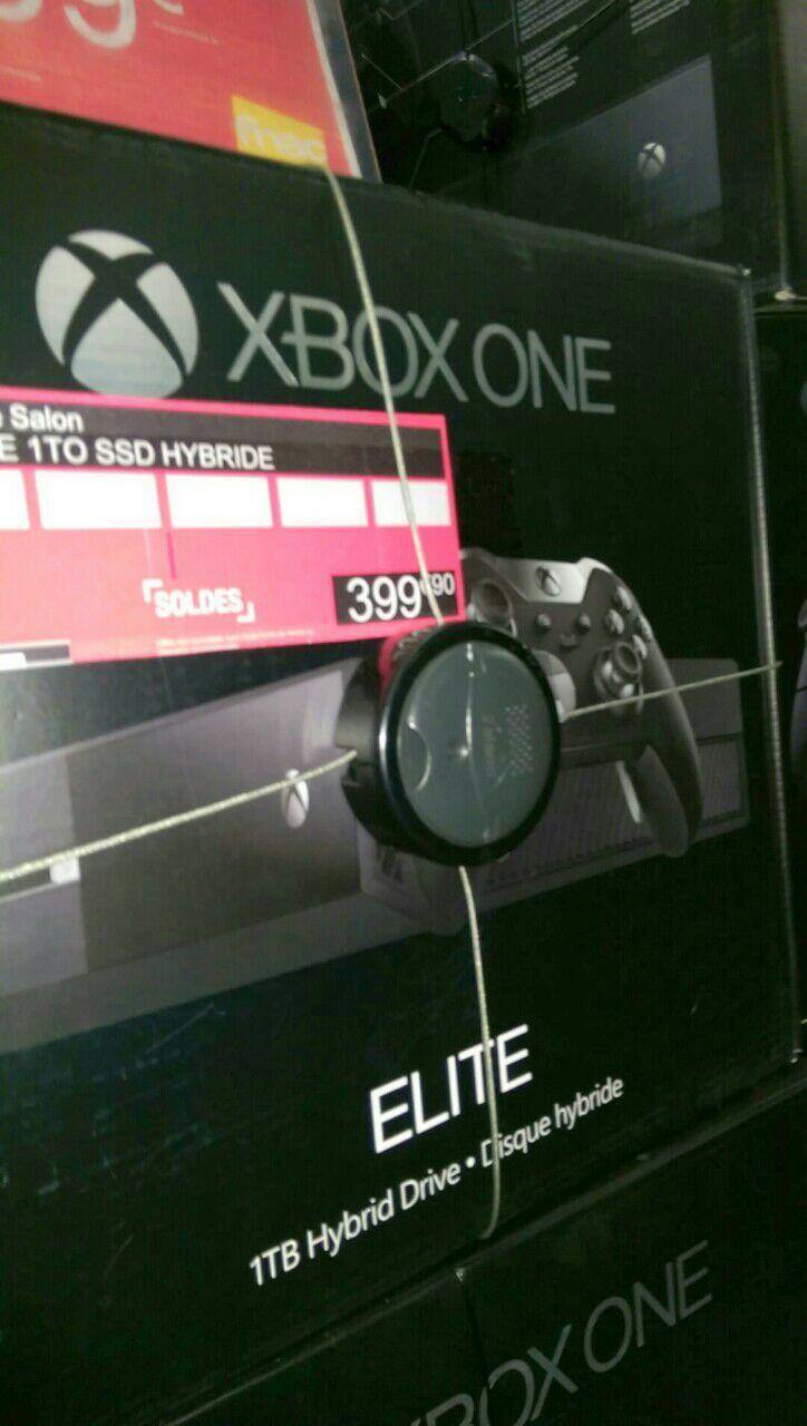 Console Xbox One Elite