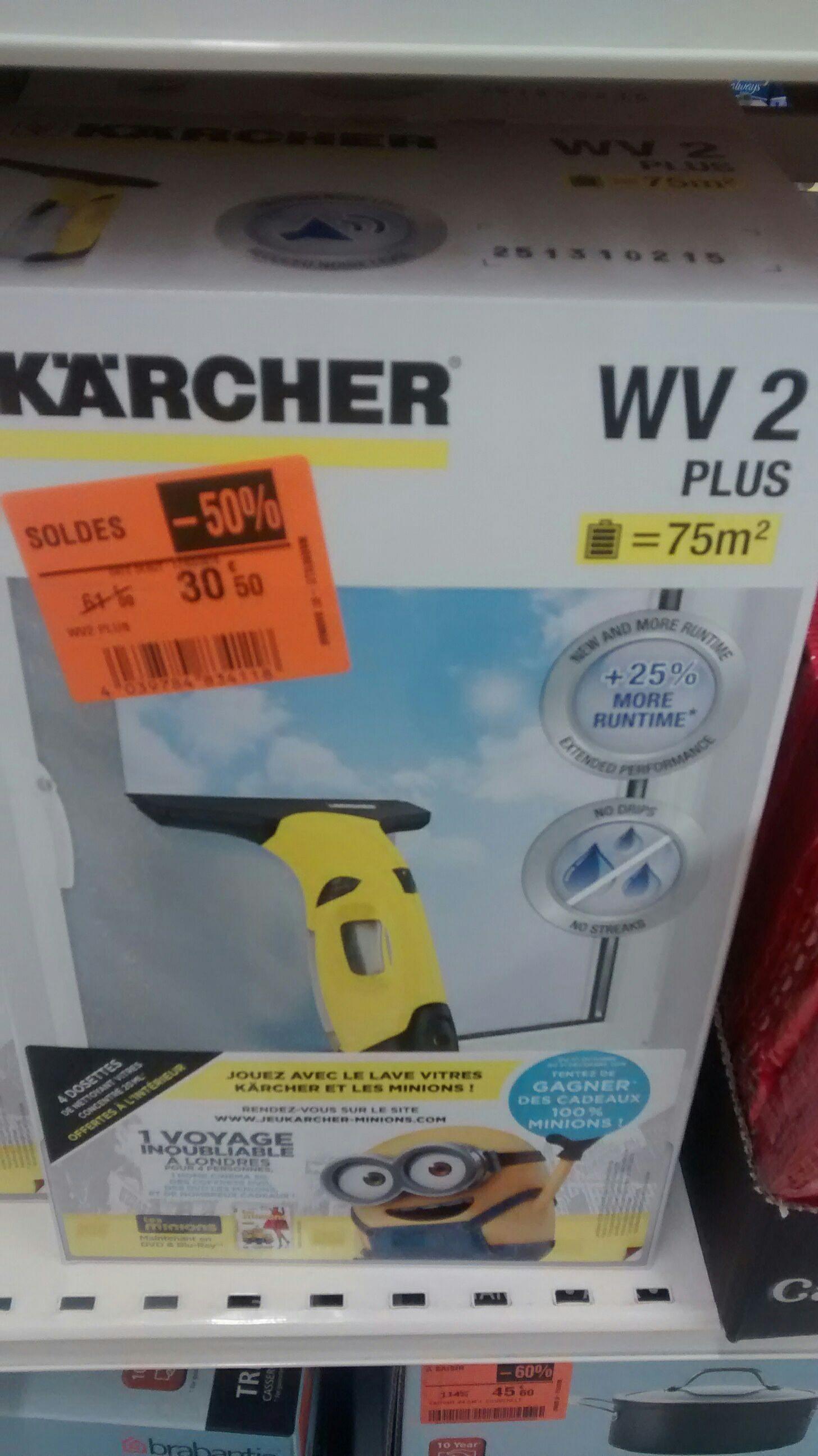 Nettoyeur vitre Karcher WV2 Plus