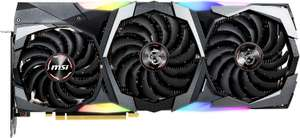 Carte Graphique MSI GeForce RTX 2080 Ti Gaming Z Trio (Frontaliers Suisse)