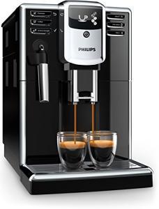 Machine à expresso automatique Philips EP5310/10 S5000 avec mousseur à lait manuel -Noir