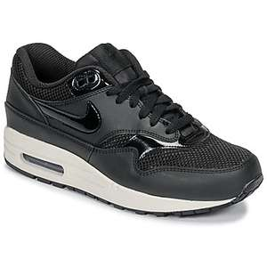 Baskets Nike Air Max 1 - Du 36 au 44.5, Noir