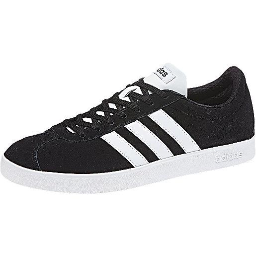 Baskets Adidas VL Court 2.0 - Noir - Tailles du 36 au 48