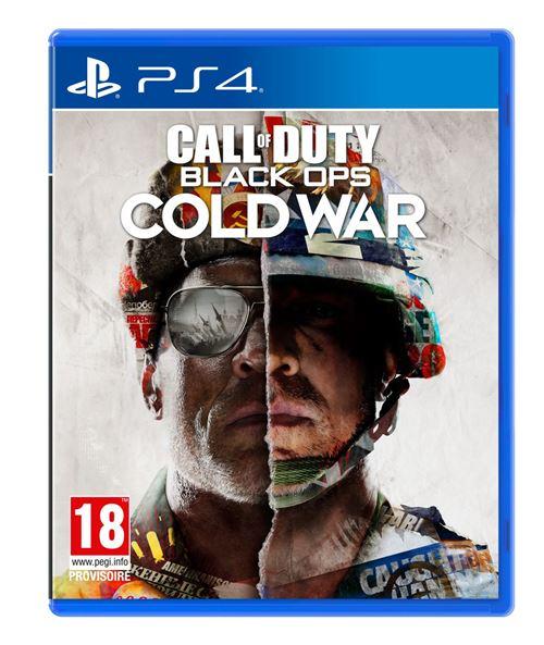 [Adhérents] Call of Dury Black Ops Cold War sur PS4 ou Xbox one (+ 15€ sur le compte fidélité)