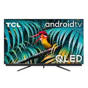"TV QLED 55"" TCL 55C815 - 4K, HDR, Android TV, Barre de son Onkyo"