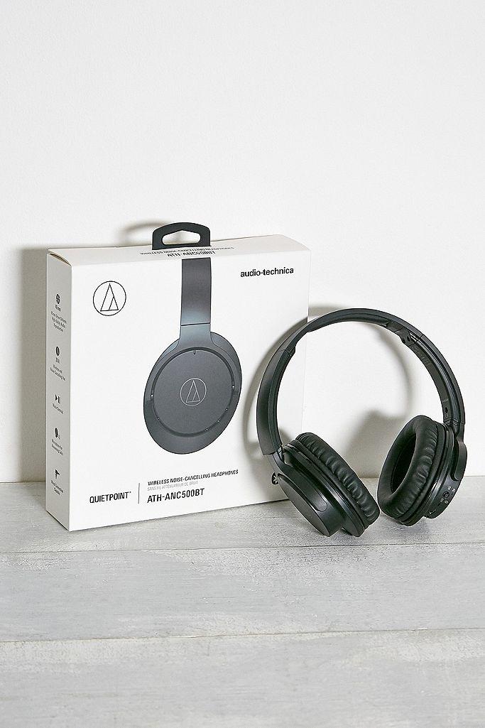 Casque Bluetooth Audio-Technica ATH-ANC500BT avec réduction de bruit