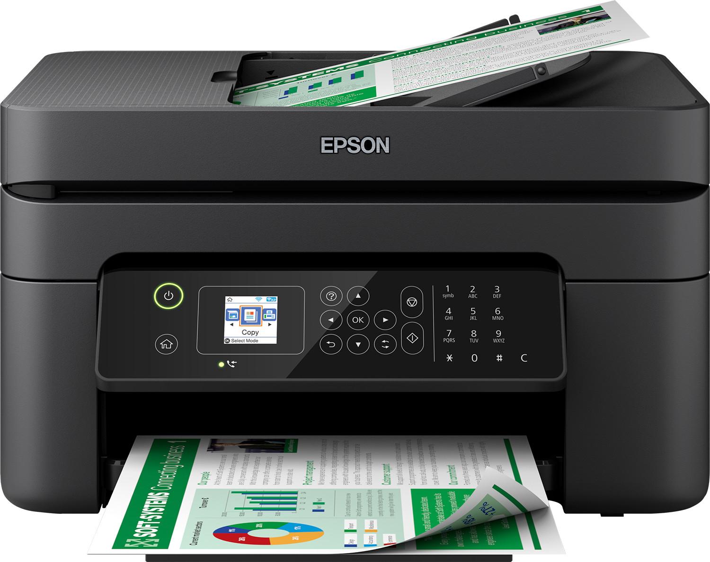 Imprimante multifonction à jet d'encre Epson WorkForce WF-2830DWF