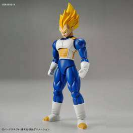 Figurine Figure-Rise Standard Dragon Ball Z Vegeta Super Saiyan - Nin-Nin-Game.com