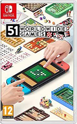 51 Worldwide Games sur Nintendo Switch