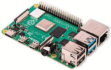 Carte de Développement Raspberry Pi 4 Modèle B - 2 Go RAM
