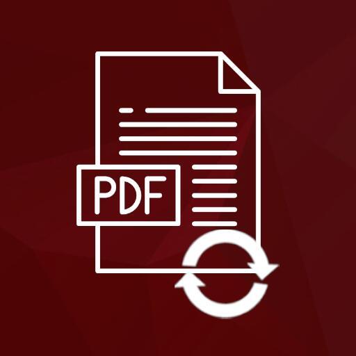 Application PDF Conversion Tool gratuite sur PC (dématérialisé)