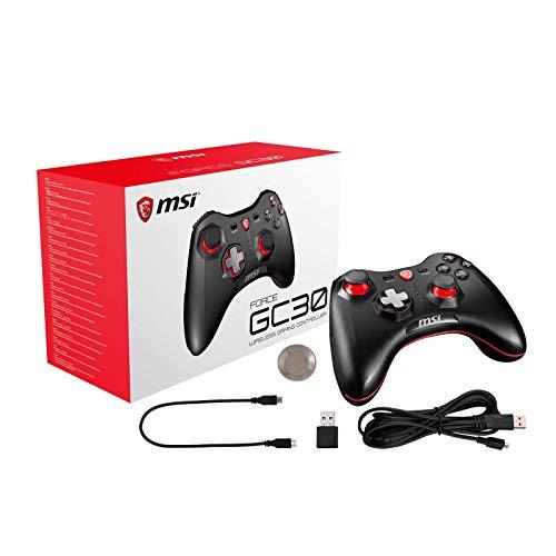 Manette Sans fil + filaire MSI Force GC30 Gaming