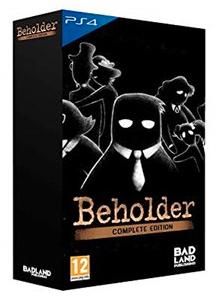 Jeu Beholder sur PS4 - Edition Collector