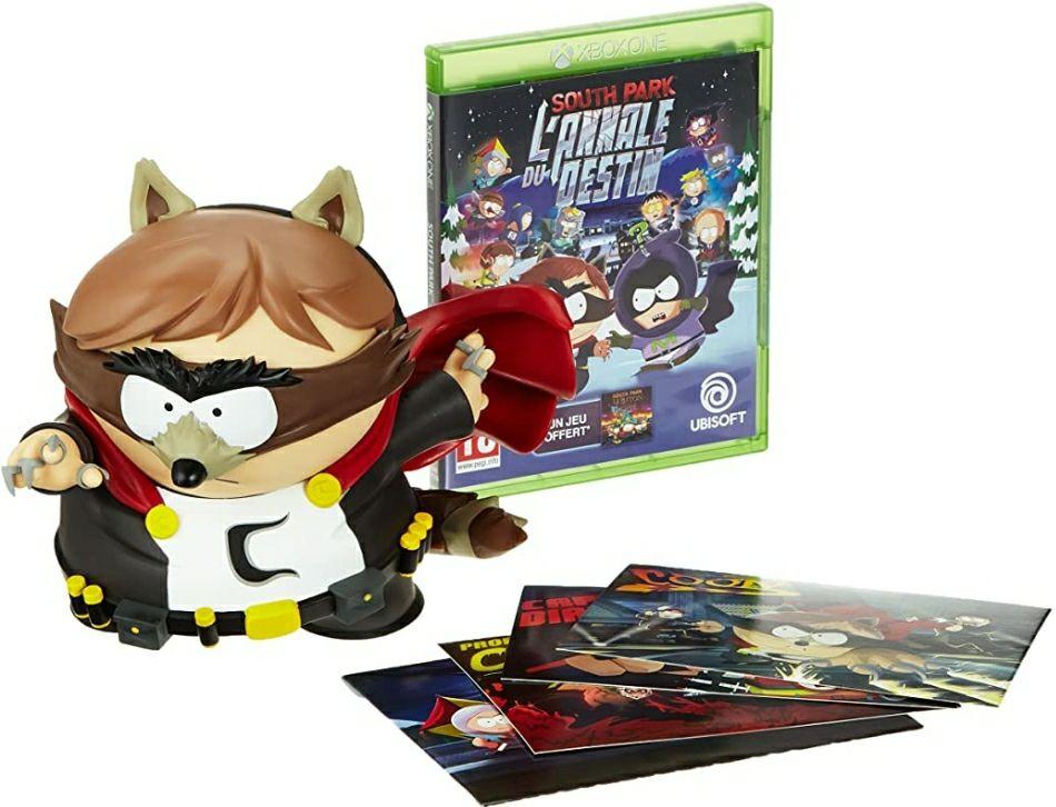Jeu South Park: L'Annale du Destin sur Xbox One - édition collector