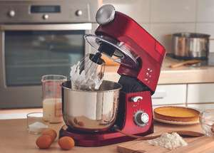 Robot pâtissier multifonction Elsay - 4.2 L, 10 vitesses, 800 W (via 15€ sur la carte)