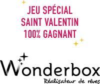 Bon d'achat de 15€ sans minimum d'achat à utiliser chez Wonderbox