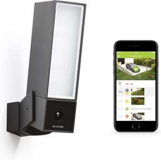 Caméra de Surveillance Extérieure Intelligente Netatmo Presence