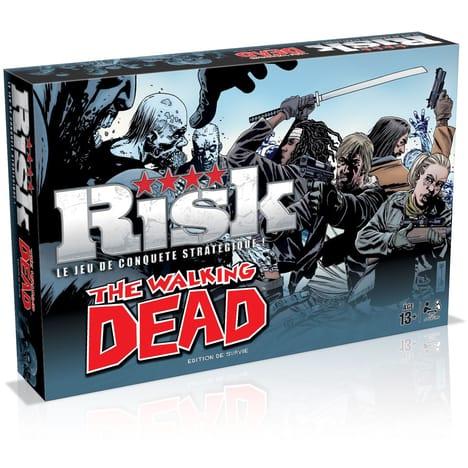 Jeu de société Risk : The Walking Dead (Via 17.99€ sur la Carte de Fidélité)