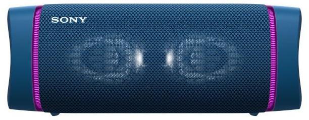 Enceinte Bluetooth Sony SRS-XB33 - bleu ou noir