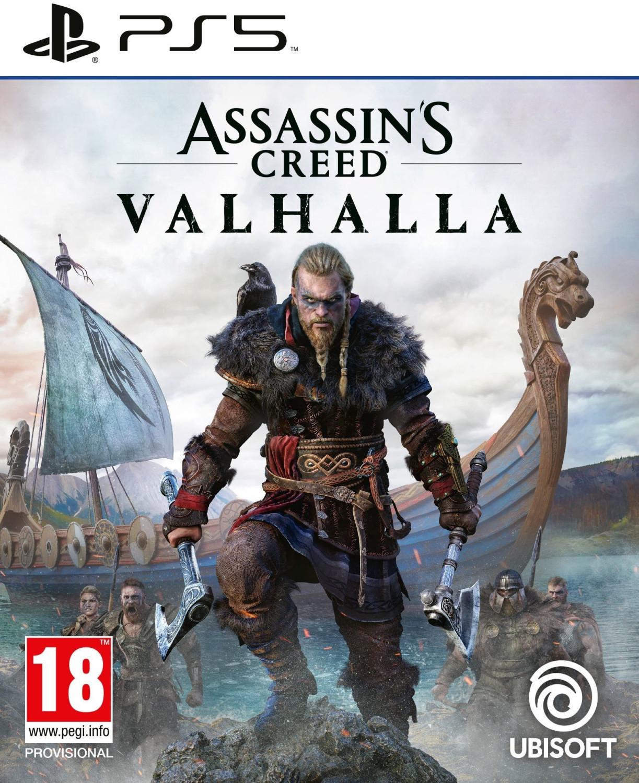 [Pré-commande] Assassin's Creed: Valhalla sur PS5