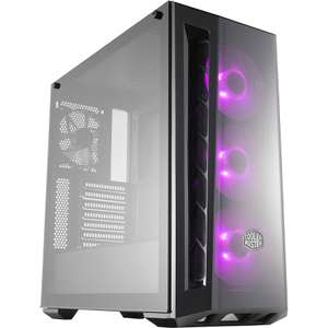 Boitier PC Cooler Master Masterbox MB520 TG RGB - Noir