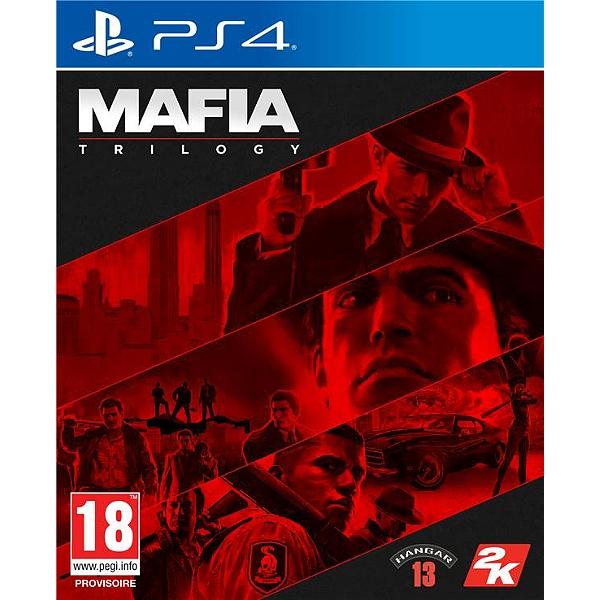 Mafia : Trilogy sur PS4