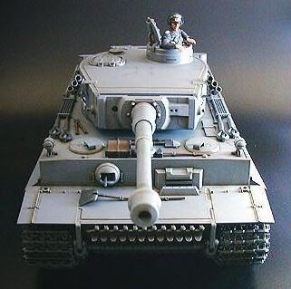Jouet Radiocommandé Tiger 1 RC 1/16 Full métal (Vendeur Tiers)
