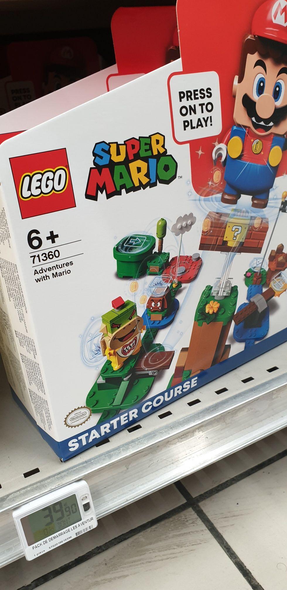 Jouet Lego Super Mario Starter Course - Cesson-Sévigné (35)