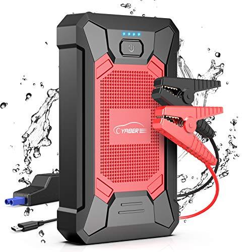 Booster de batteries Yaber 800A avec USB & LED - 12000mAh (vendeur tiers)