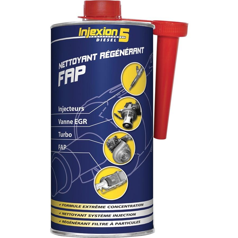 Nettoyant régénérant FAP Diesel Injexion 5 - 1 L