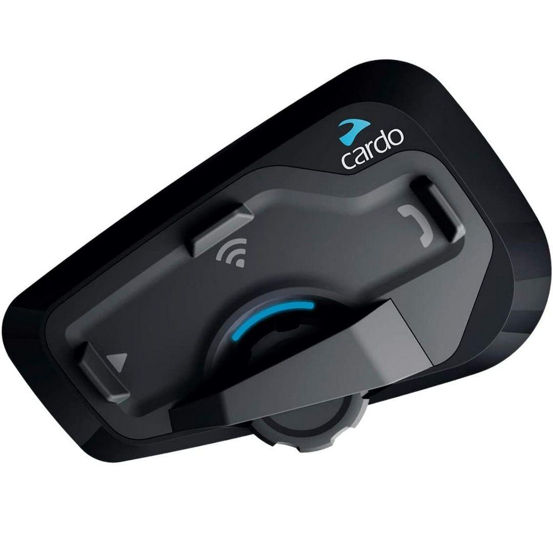 Kit mains-libres pour moto Cardo Freecom 4+ Solo