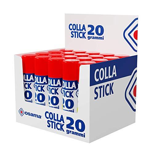 Pack de 20 bâtons de Colle Osama OW 14022 -20 x 20g