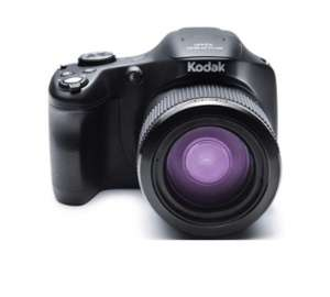 Appareil photo bridge Kodack AZ651- Capteur 20Mp, Grand angle 24mm (Via 120€ sur la carte fidélité)