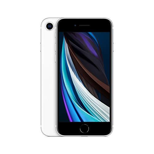 "Smartphone 4.7"" Apple iPhone SE (2020) - HD+, A13, 3 Go de RAM, 64 Go, blanc ou rouge"
