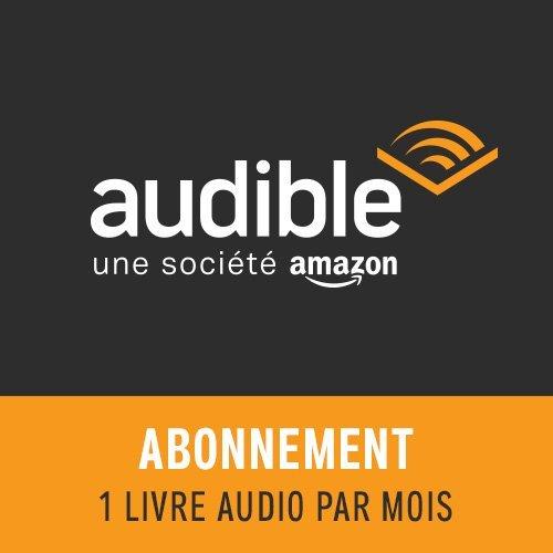 [Prime] Abonnement mensuel Audible pendant 12 mois (sans engagement)