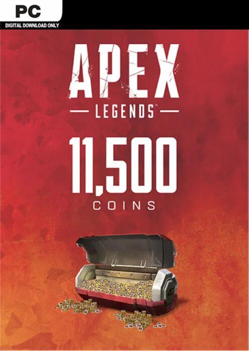 11500 Pièces pour le jeu Apex Legends sur PC (Dématérialisé)