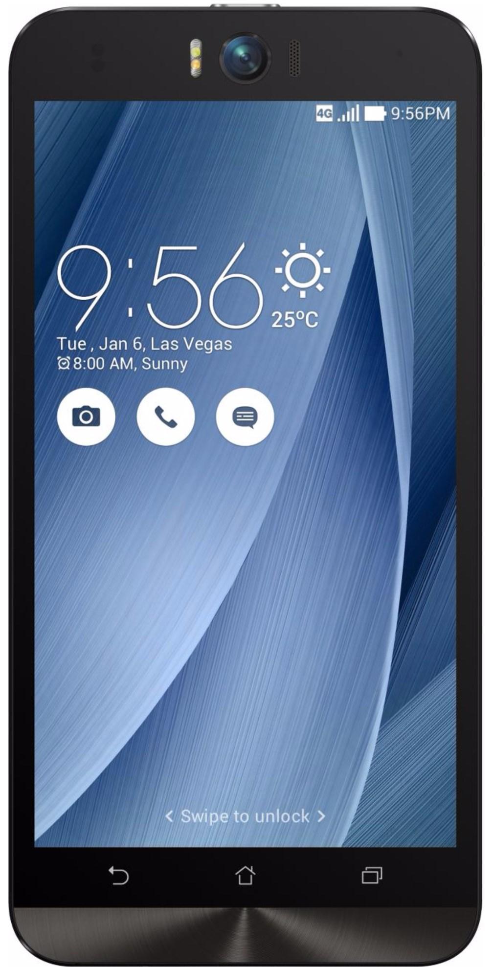 "Smartphone 5.5"" Asus Zenfone 2 ZE551ML - 64Go, Blue Fusion"