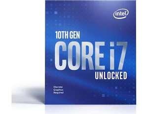 Processeur Intel Core i7-10700KF (Frontaliers Suisse)